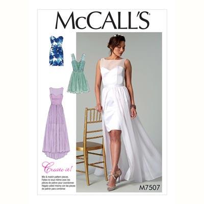 Kleid, McCalls 7507 | 40 - 48