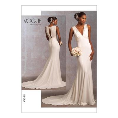 Kleid, Vogue 1032 | 32 - 36