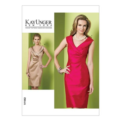 Abendkleid by Kay Unger, Vogue 1182 | 34 - 40
