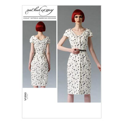 Kleid by Rachel Comey, Vogue 1350 | 40 - 48