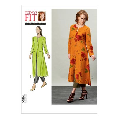 Kleid/Hose by Sandra Betzina, Vogue 1356 | One