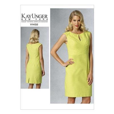 Kleid, Vogue V1432