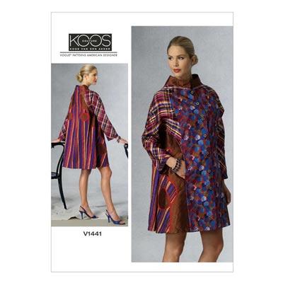 Mantel, Koos Couture V1441