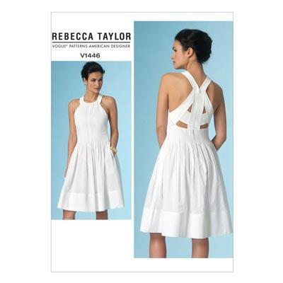 Kleid, Vogue 1446