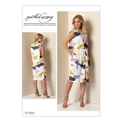 Kleid, Vogue 1501 | 32 - 40