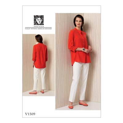 Tunika/Hose, Vogue 1509 | 32 - 40