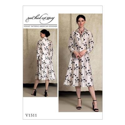 Kleid, Vogue 1511 | 32 - 40
