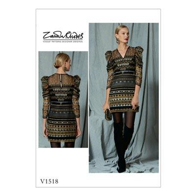 Kleid, Zandra Rhode 1518 | 32 - 40