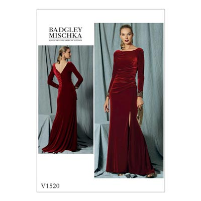 Abendkleid, Badgley Mischka 1520 | 32 - 40
