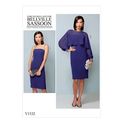 Kleid, Bellville Sassoon 1532 | 32 - 40