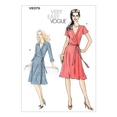 Sommerkleid, Vogue 8379 | 34 - 40