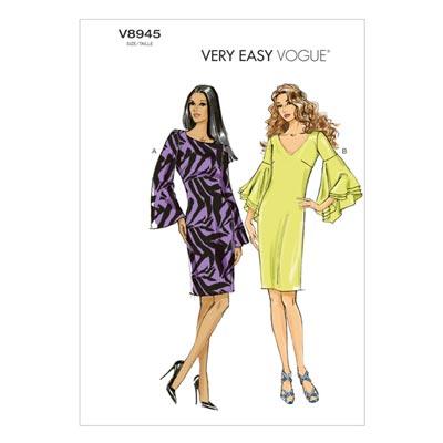 Kleider, Vogue 8945 | 32 - 40