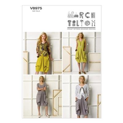 Kleid/Jacke, Vogue 8975 | 32 - 40
