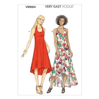 Kleid, Vogue 8994 | 34 - 42