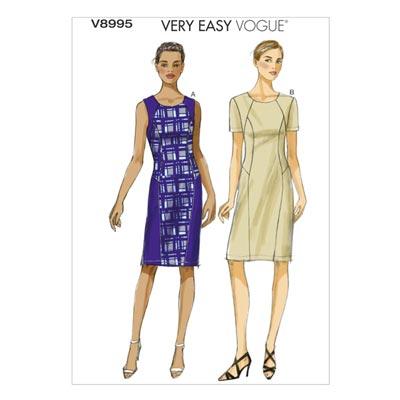 Kleider, Vogue 8995 | 34 - 42