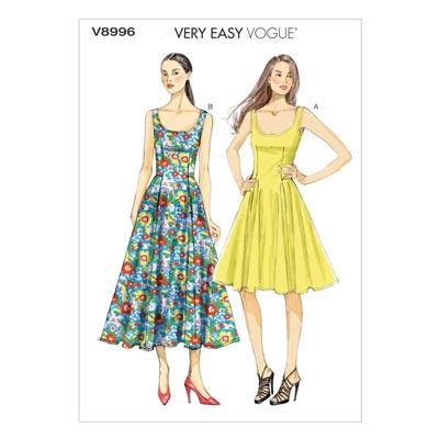 Kleid, Vogue 8996 | 34 - 42