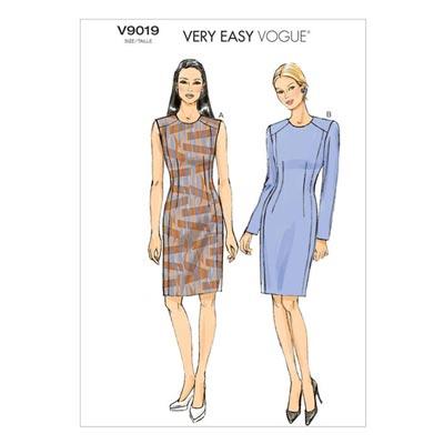 Kleid, Vogue V9019