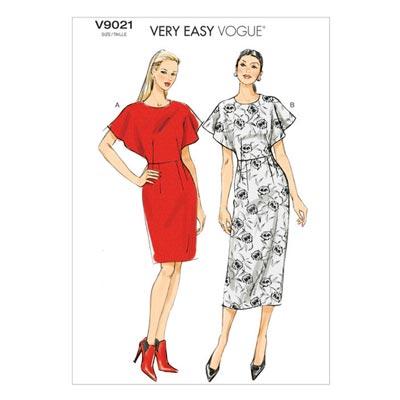 Kleid, Vogue V9021
