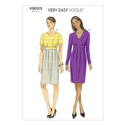 Kleid, Vogue V9023