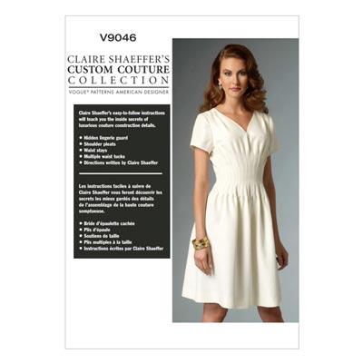 Kleid, Vogue 9046 | 34 - 42