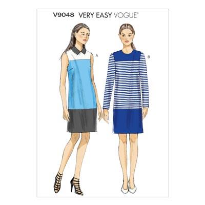 Kleider, Vogue 9048 | 34 - 42