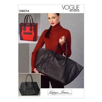 Taschen, Vogue 9074 | One Size