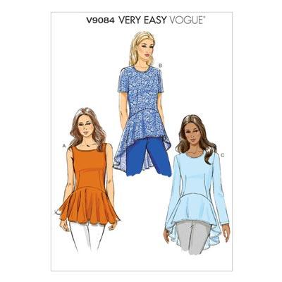 Top, Vogue V9084