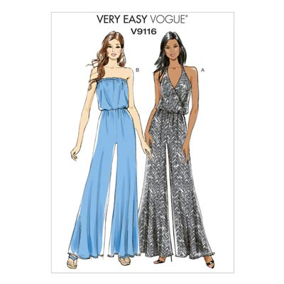 Jumpsuit, Vogue 9116