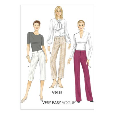 Hosen / Shorts, Vogue 9131