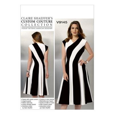 Kleider, Vogue 9145 | 42 - 50