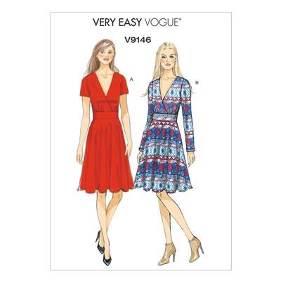 Kleider, Vogue 9146 | 32 - 40