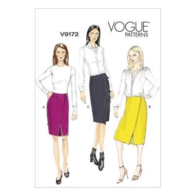 Röcke, Vogue 9172 | 32 - 40
