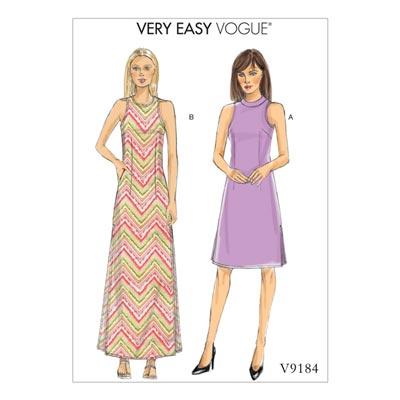 Kleider, Vogue 9184 | 40 - 48