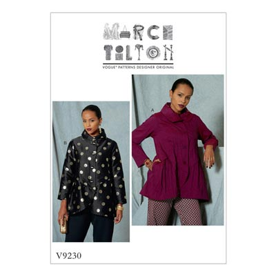 Jacke/Weste, Marcy Tilton 9230 | 32 - 40