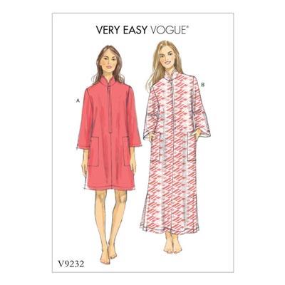Kleid/Kaftan, Vogue 9232 | 30 - 40