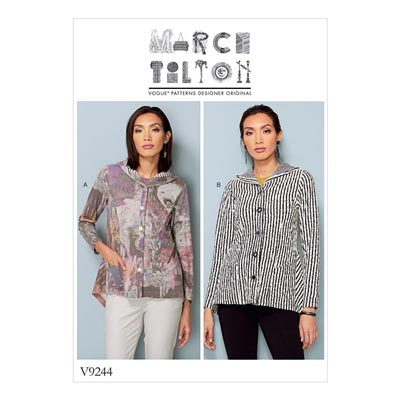 Jacke, Marcy Tilton 9244 | 32 - 40