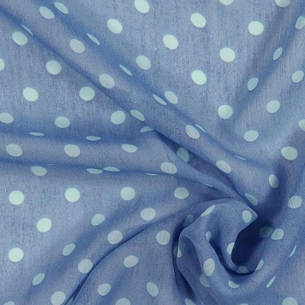 Georgette Medium Dots 2