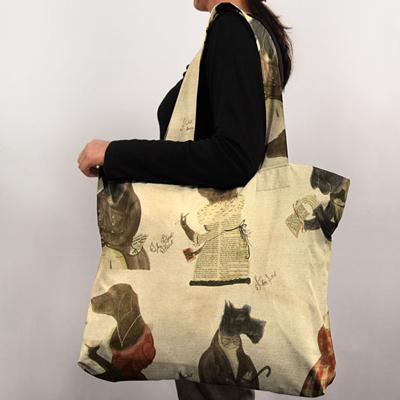 Tela de tapicería única