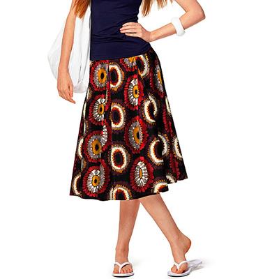 Tecidos de Jersey com estampas da moda