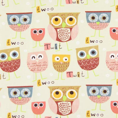 Cotton Twit Twoo 2