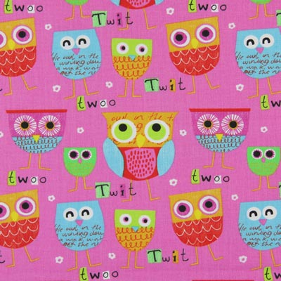 Cotton Twit Twoo 3