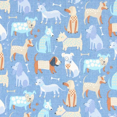 Cotton Bonte Hond 3