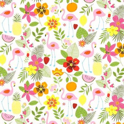 Cretonne Flowergarden
