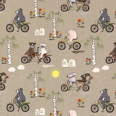 Kretong Djurens cykeltur 3 – slamm