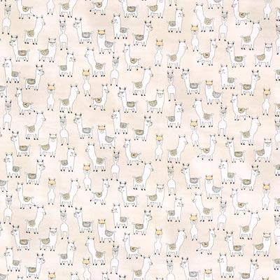 Cretonne alpaca met stijl – beige