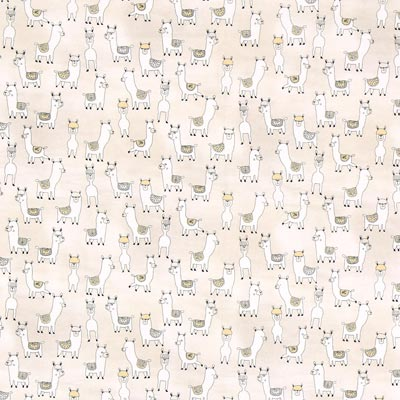 Kretong alpacka med stil – beige