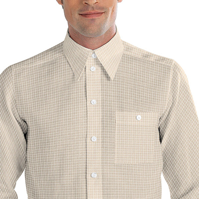 Camisa Xadrez de Quioto 5