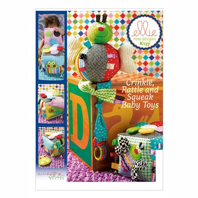 Babyspielzeug, KwikSew 137