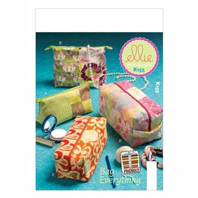 Kulturtaschen, KwikSew 0155