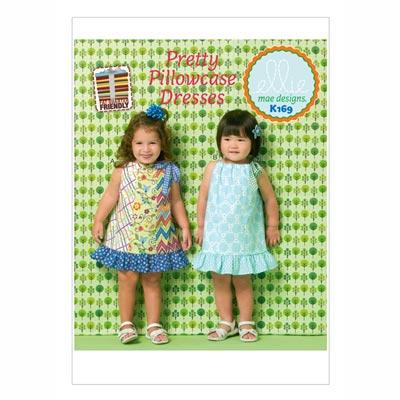 Kinderkleid, KwikSew 0169 | 80 - 104